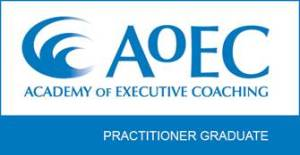 Accredited with the Academy of Executive Coaching